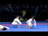 Karate Female Team Kata Bronze Medal - Serbia vs Italy - WKF World Championships Belgrade 2010 (2-2)